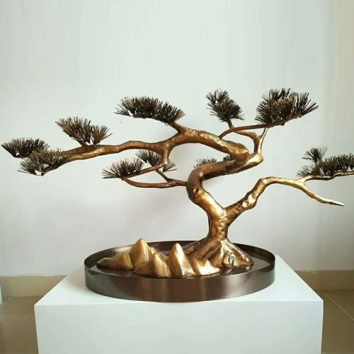 不锈钢合金树