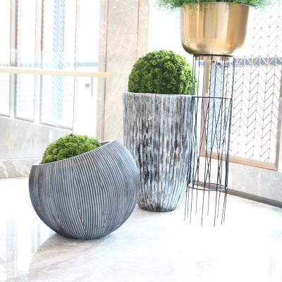 不锈钢创意组合花器