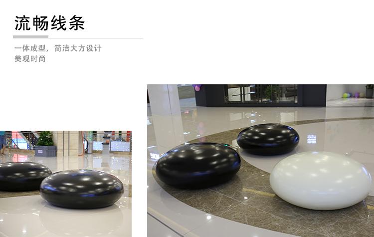 玻璃钢圆坐凳