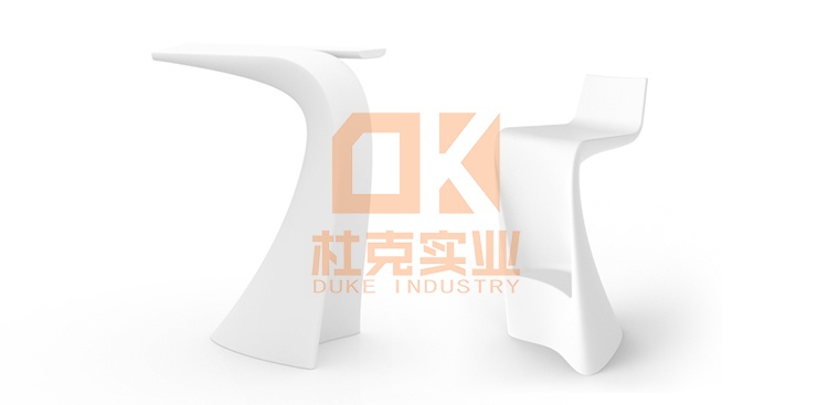 玻璃钢7型椅