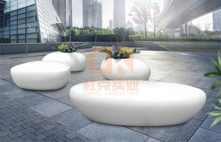 户外玻璃钢坐凳,大家都喜欢这10款坐凳!