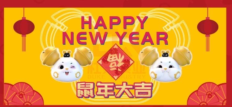 叮当鼠新年主题美陈