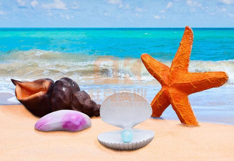 海洋世界系列美陈,大家都在用的美陈雕塑!