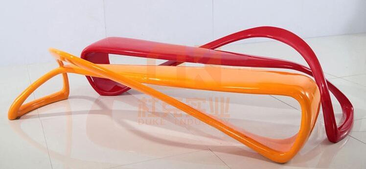 好坐耐看的玻璃钢蜻蜓座椅,悦享生活!