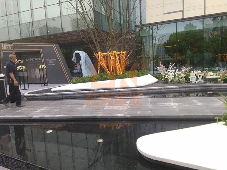 玻璃钢组合树池