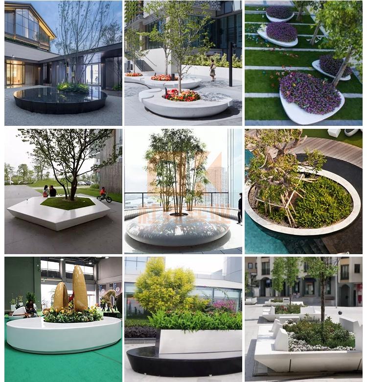 玻璃钢树池定制