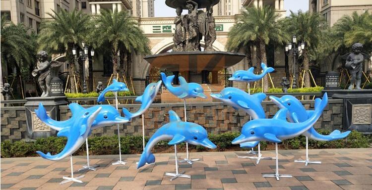 玻璃钢动物雕塑,大家都喜欢选择这10种款式!