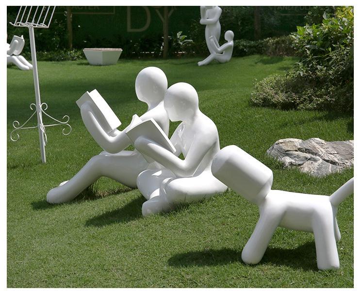 欧式景观雕塑哪家好?杜克20年景观雕塑定制!