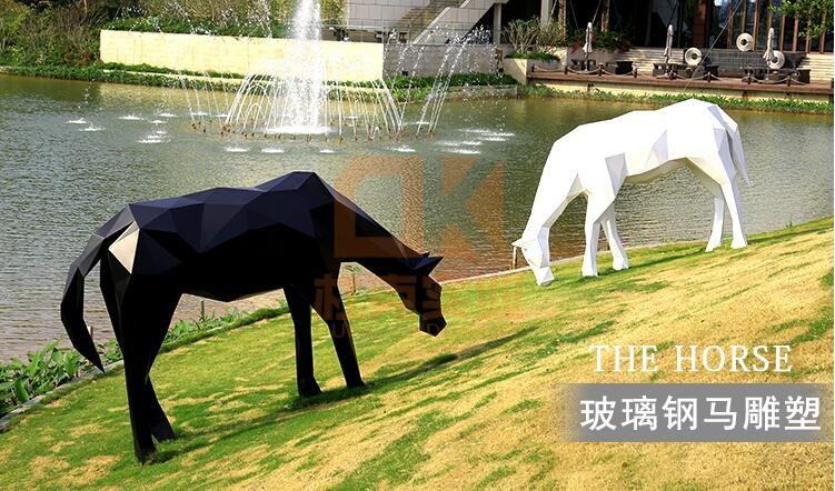 玻璃钢动物雕塑,工艺品小品摆件2020大家都喜欢这些款式!