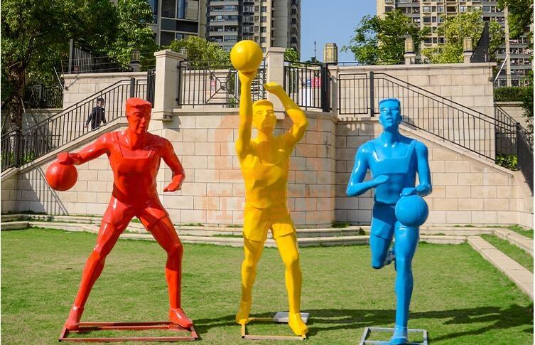 玻璃钢艺术雕塑,2020年非常受欢迎的艺术雕塑!