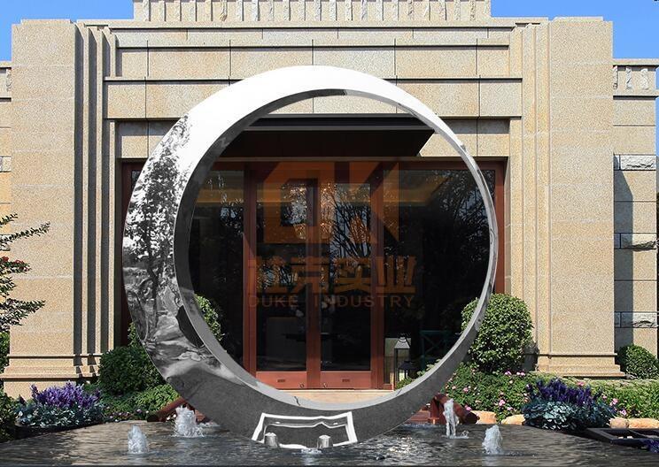 不锈钢雕塑厂家,定制的10款非常受欢迎的不锈钢雕塑!