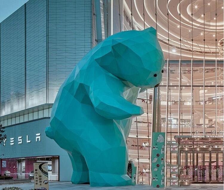 玻璃钢雕塑多少钱一平米,玻璃钢雕塑价格如何计算?