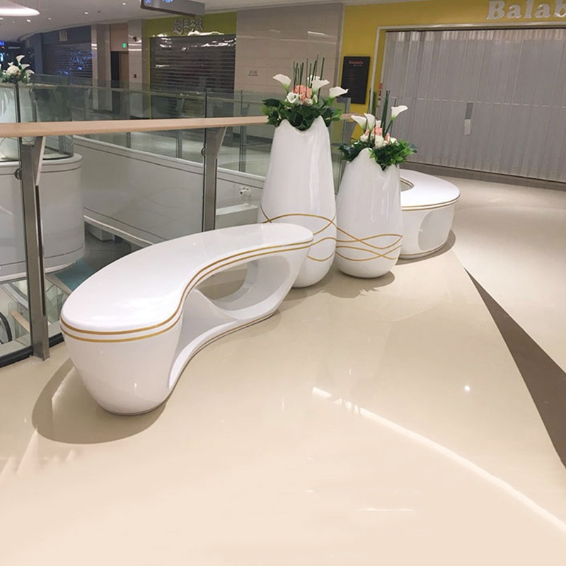 玻璃钢座椅哪有定做的厂家,杜克实业20年玻璃钢座椅生产厂家!